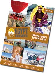 Egypt Uncovered Brochure 2014-15